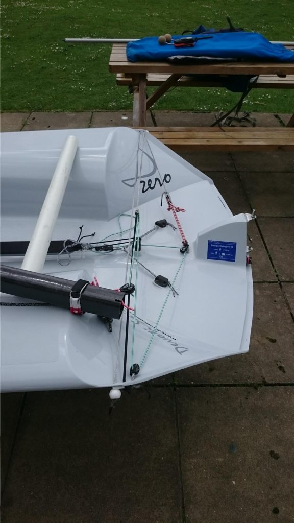 Pimps and Bimbles page updated – Traveller and Kicker setup on GBR188