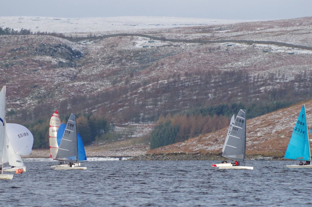 D-Zero Coaching and Demo day at Yorkshire Dales SC