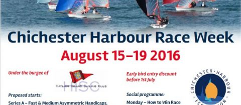 Chichester Harbour Race Week 2016