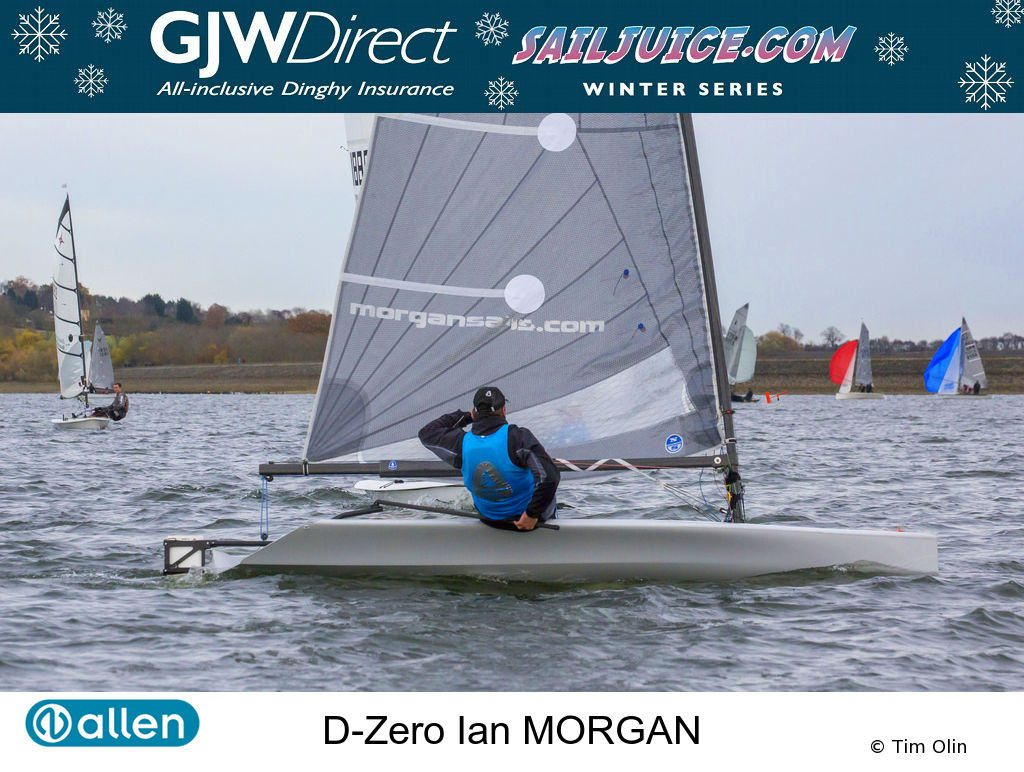 GJW Direct Sailjuice Winter Series 2016/2017 results roundup
