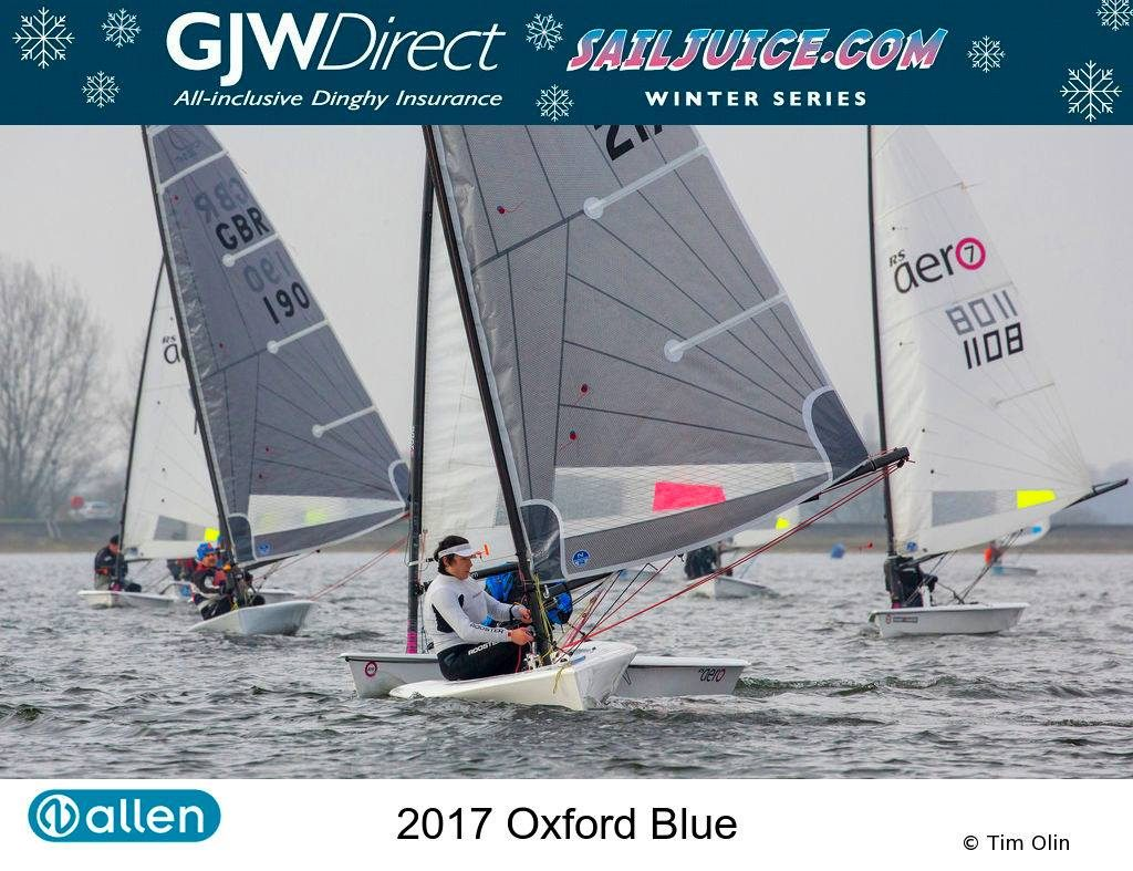 D-Zeros at the Oxford Blue 2017
