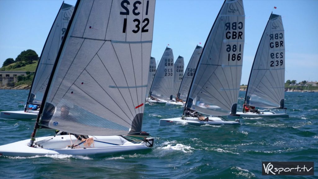 Harken D-Zero UK National Championships 2018 – Report and Results