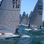 Harken D-Zero Nationals Day 2 Video