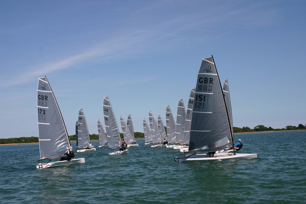 Morgan Sails Southern Circuit – Emsworth Slipper Open Meeting Report and Results