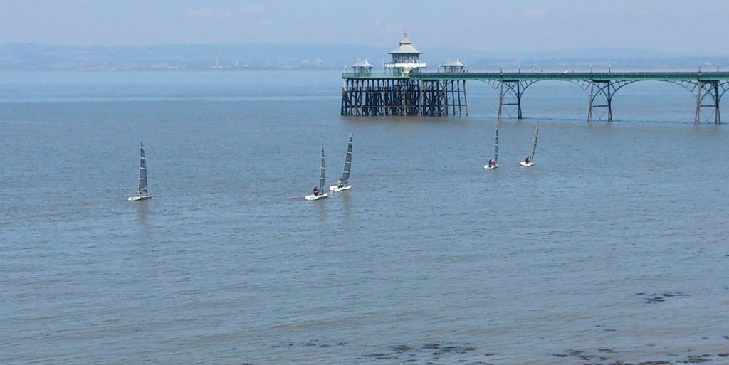 D-Zeros at Clevedon – Morgan Sails/Zhik Southern Circuit