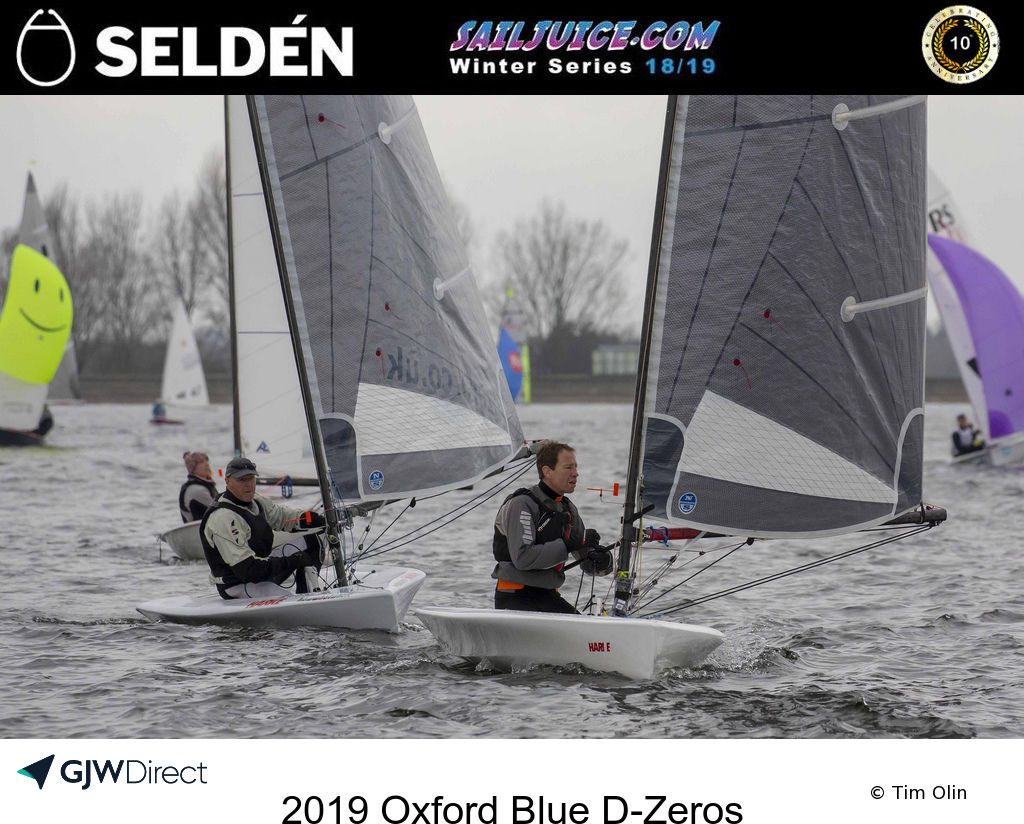 D-Zero Winter Series 2018/2019 Round 8 – The Oxford Blue