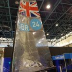D-Zeros at the Dinghy Show – stand F12