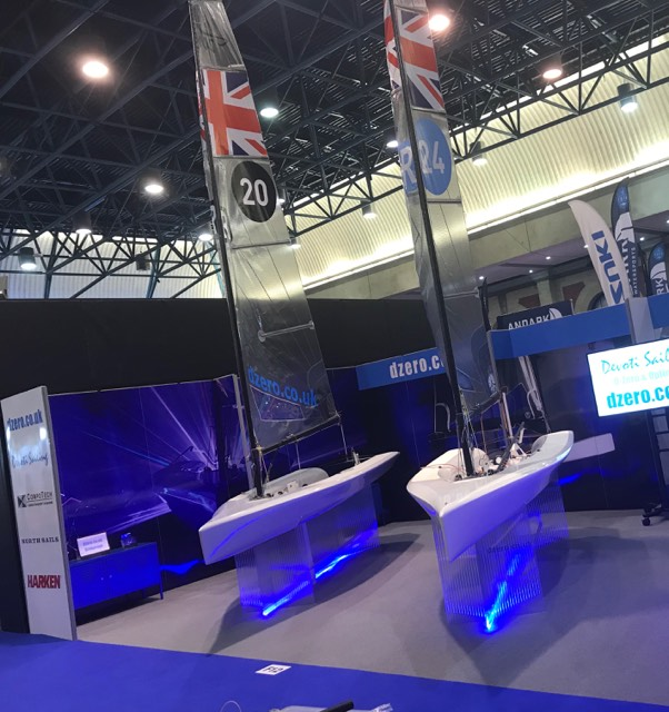 RYA Dinghy Show 2020 – A few good people needed…..