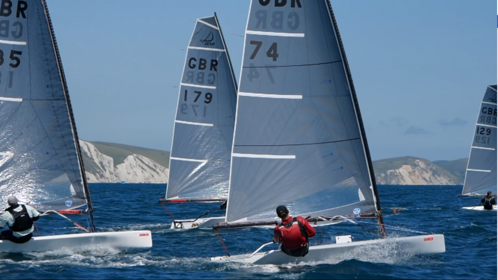 2019 Harken D-Zero UK National and Open Championships – Report and Results