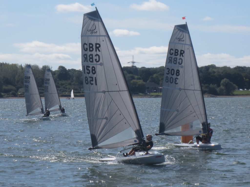 D-Zeros at Grafham Water