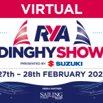 D-Zeros at the Virtual RYA Dinghy Show